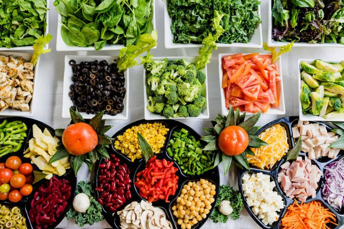 Eat Veggies, Complicated Carbohydrates, Healthy Fats and Protein
