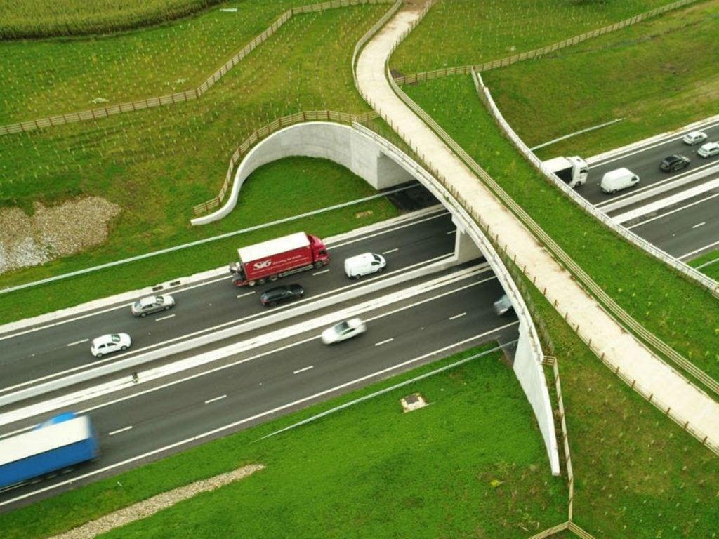 A556 Green Bridge in United Kingdom