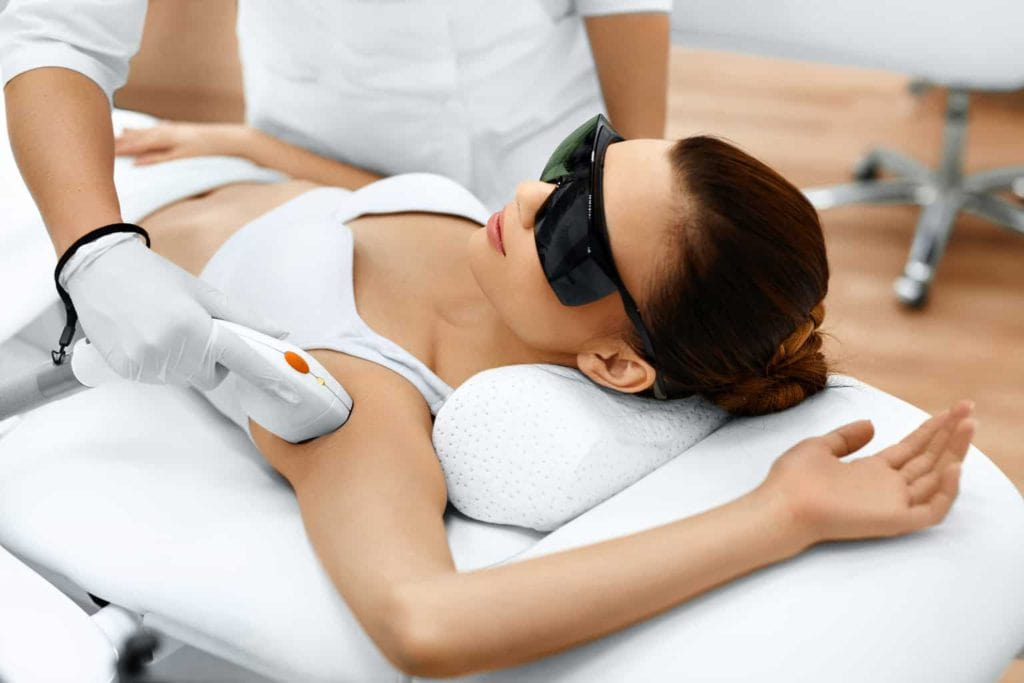 7 Kinds of Hair Removal for the Lady