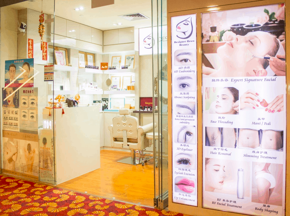 Top 10 Brows & Lashes Salons In Downtown Singapore