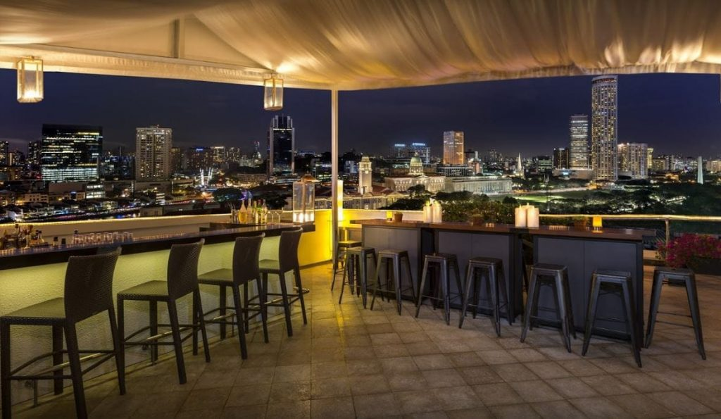 Your Best Compilation of Rooftop Bars in Singapore