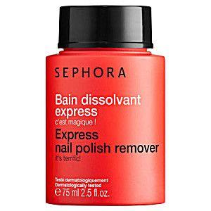 SEPHORA COLLECTION Express Nail Polish Remover