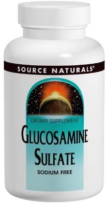 Source Naturals, Glucosamine Sulfate