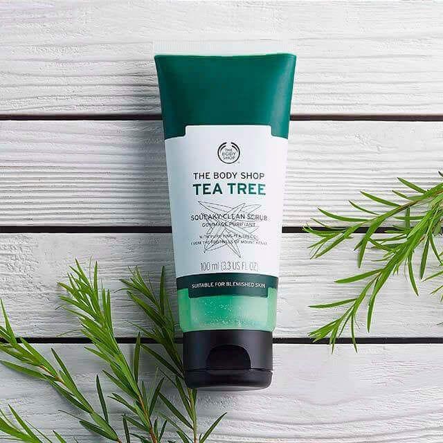 Tea Tree 3-in-1 Wash.scrub.mask