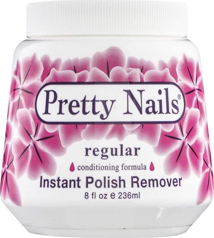 Pretty Nails Regular Nail Polish Remover