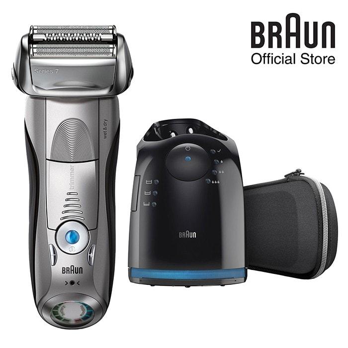 Braun Series 7 7893s Electric Shaver