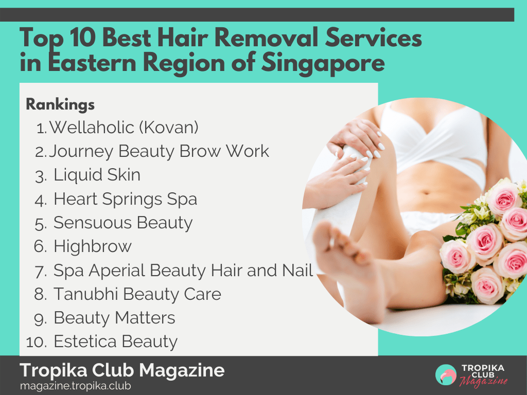 Tropika Magazine Image Snippet - Top Hair removal East Singapore