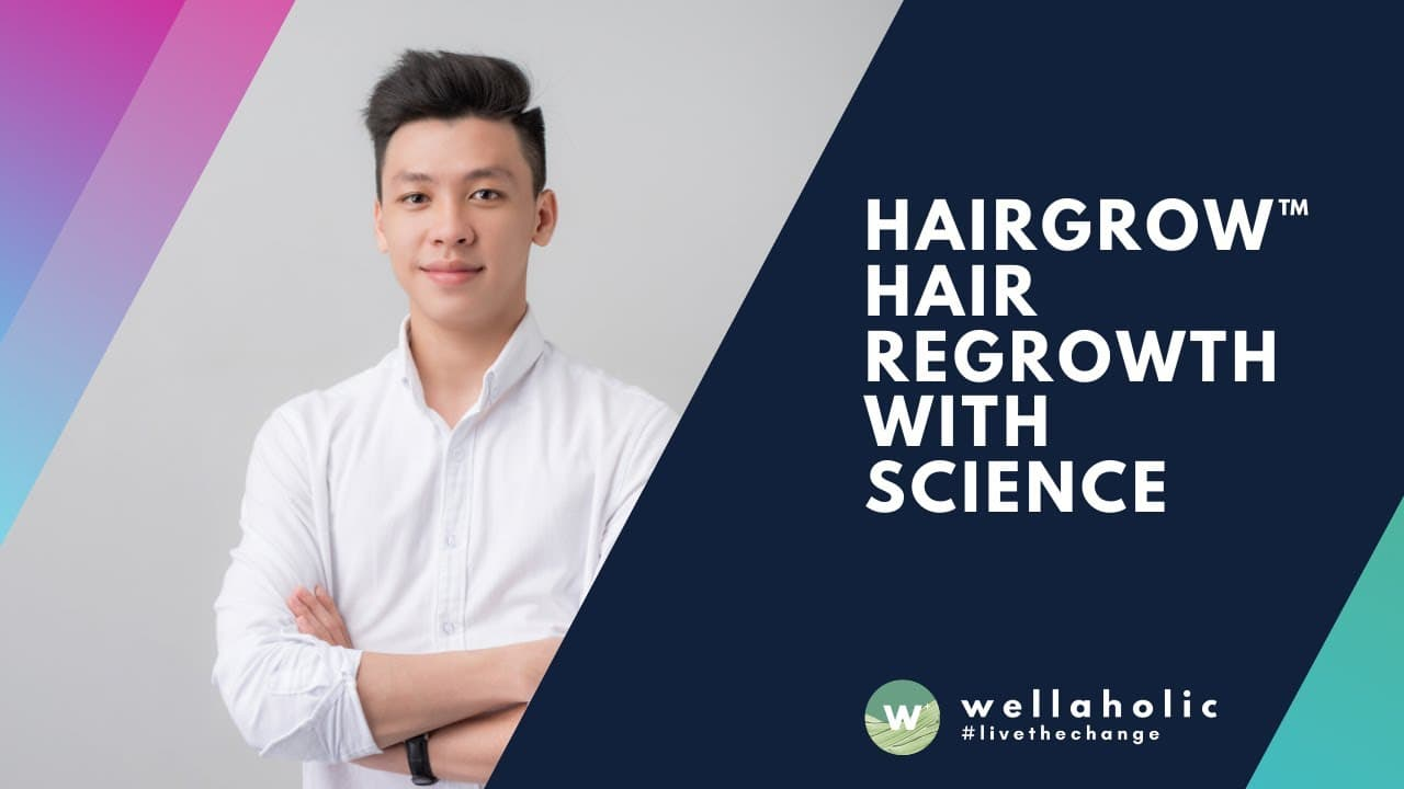 WellaGrow is your Ultimate Regrowth Plan Combining Both Microneedling for Scalp Treatment and the Low Level Laser Therapy