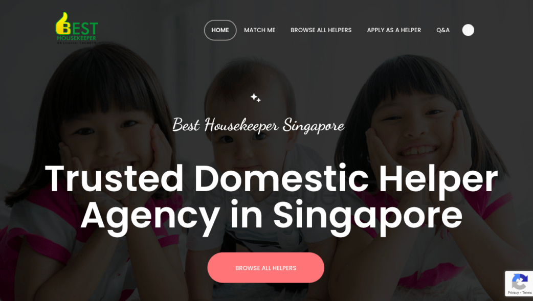 best housekeeper - best maid agencies in singapore