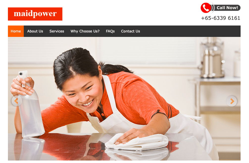 maid power - maid agencies in singapore