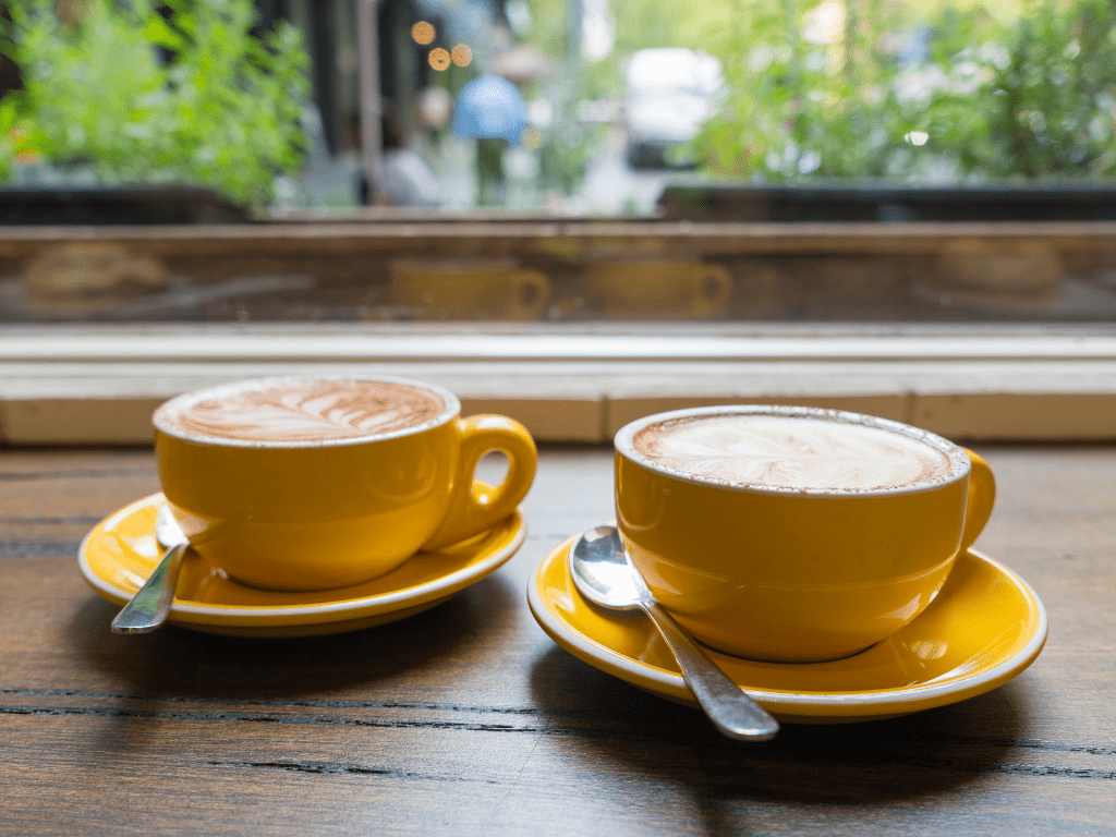 top great cafes in north east singapore