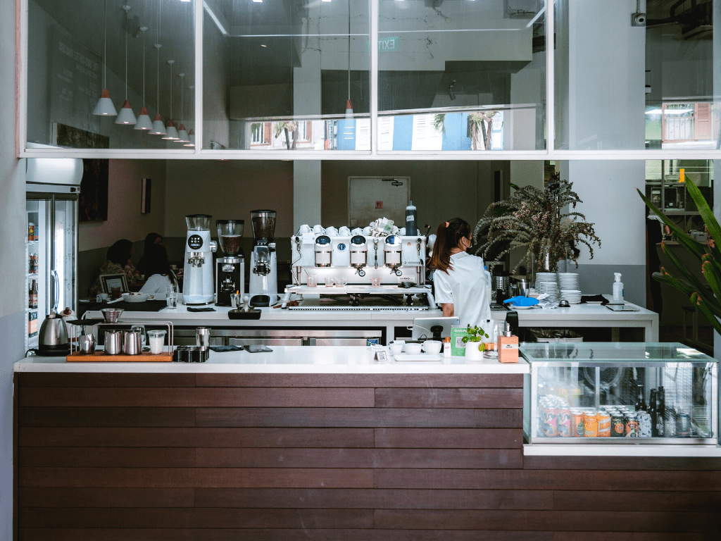 op Great Cafes in Tampines Singapore