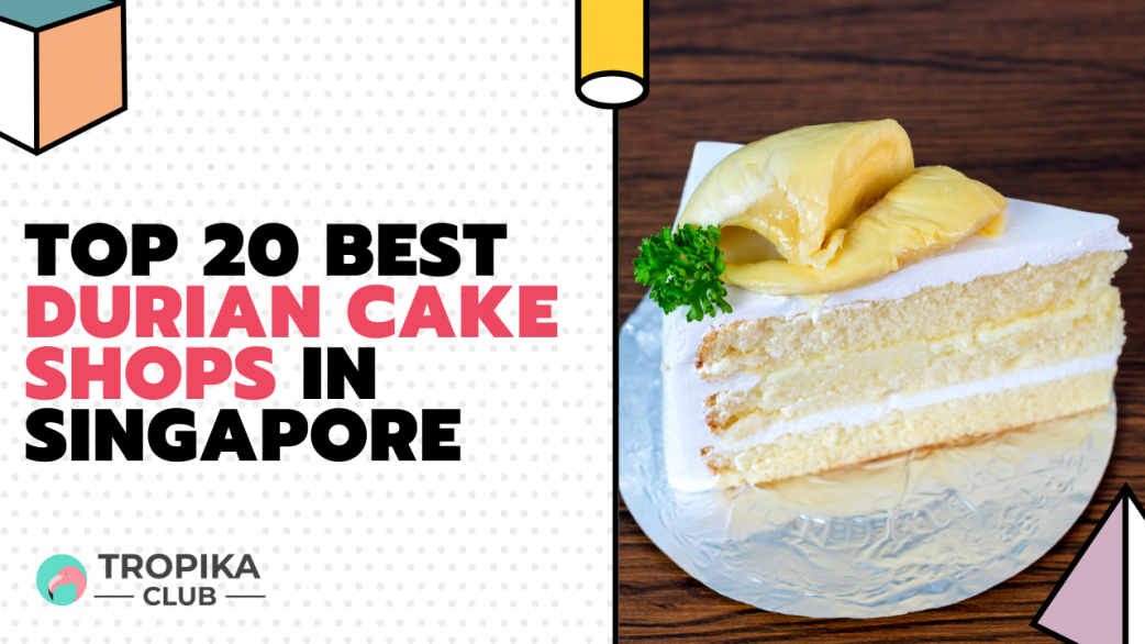 best durian cake shops in singapore