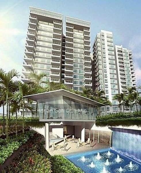 CASPIAN, 52 Lakeside Drive S'648316, 2 Bedrooms, 936 sqft, Condos &  Apartments for rent, by Adrian Goh Chin Min, S$ 3,168 /mo, 23546100