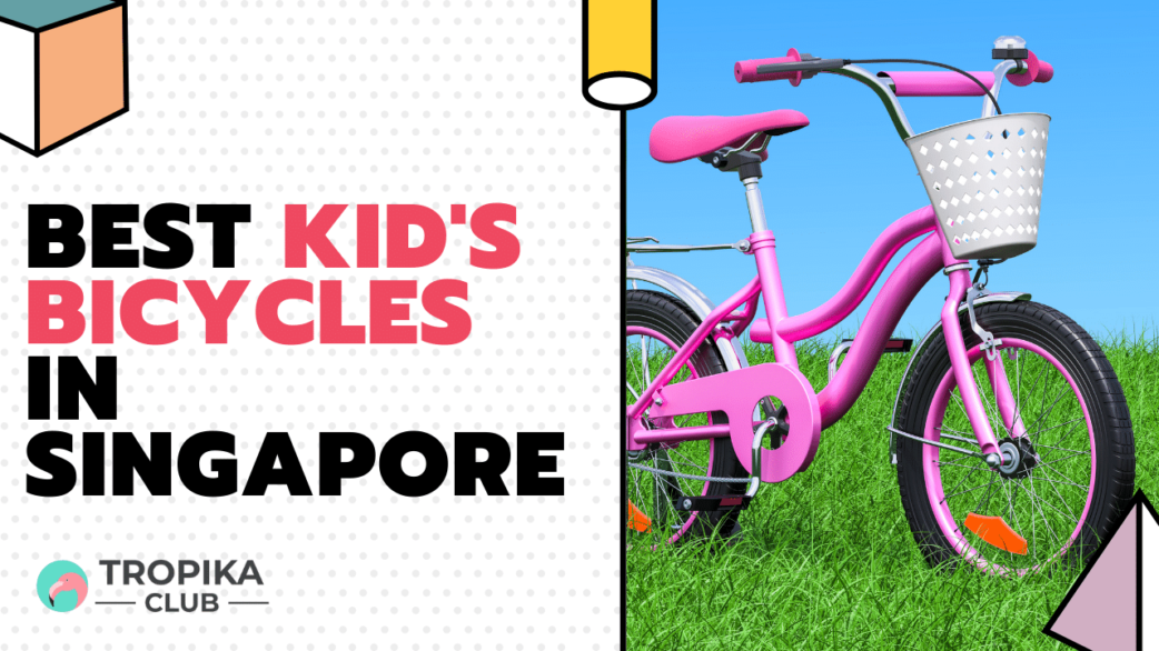 Tropika Thumbnails - Best Kid's Bicycles in Singapore