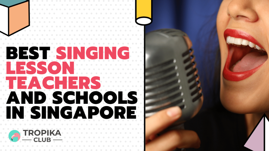 Tropika Thumbnails - Best Singing Lesson Teachers and Schools in Singapore