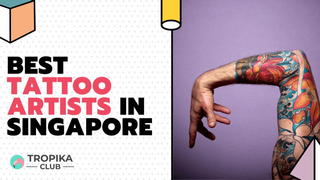 Tropika Thumbnails - Best Tattoo Artists in Singapore