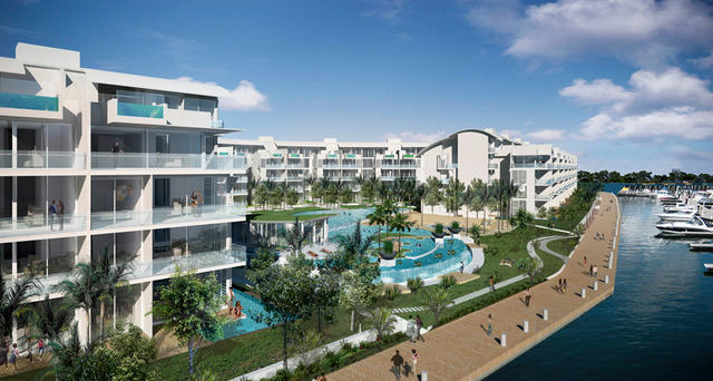 Marina Collection Drone and Condo Details - Cove Drive in Sentosa /  Harbourfront (D4) | SRX